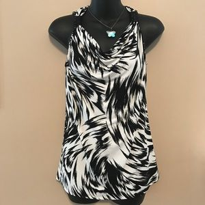 [Kenneth Cole Reaction] Abstract Tank